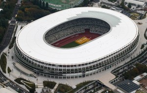 New National Stadium, the main stadium of the Tokyo 2020 Olympics and Paralympics, has been completed